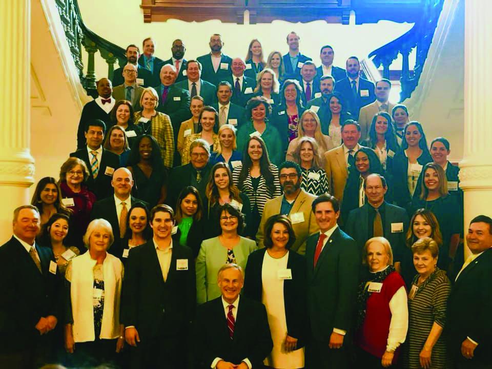 Odessa Chamber with Gov Abbott