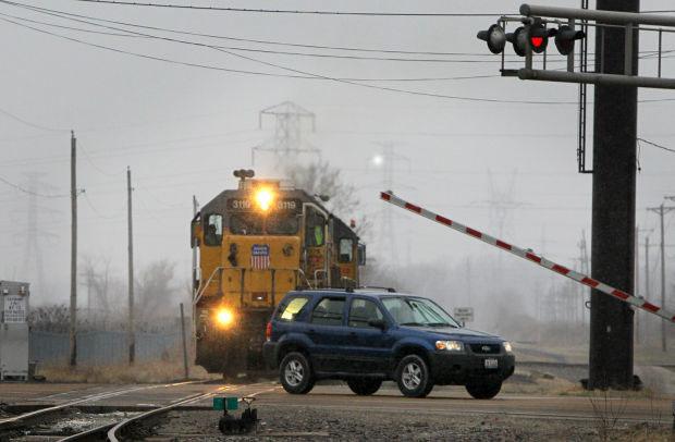 Rail Safety points