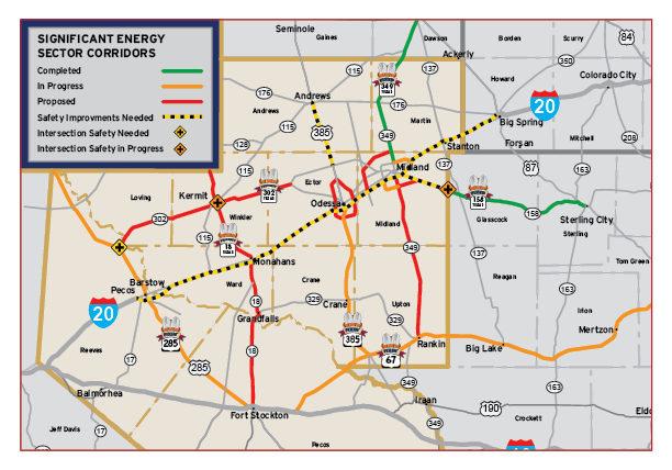 SignificantEnergySectorCorridors
